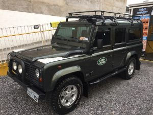 Land Rover book - My Land Rover has a Soul